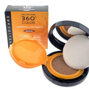 Heliocare 360 colour cushion compact bronze