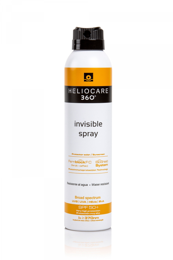 Heliocare 360 invisible spray