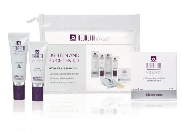 Neoretin Discrom Lightening & Brightening Kit